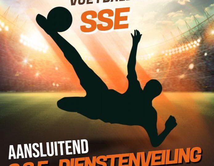 SSE Gouden Jubileum Programma